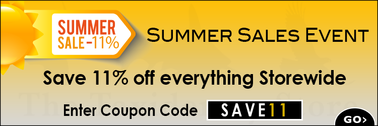 Mid Summer Sale 11% Off Storewide @ The Taxidermy Store