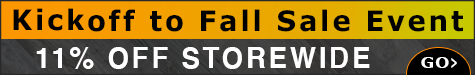 Kickoff to Fall Sale 11% Off @ The Taxidermy Store